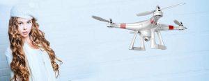 filmagem para debutantes com drone